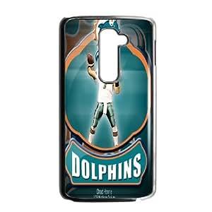 NFL Miami Dolphins For LG G2 Phone Cases YGR387697