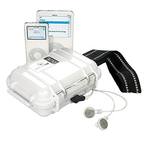 PELICAN 1010-045-230 iPod Case (White)