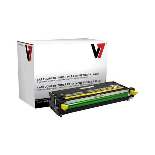 Amazon.com: V7 TDY23115 Yellow High Yield Toner Cartridge ...
