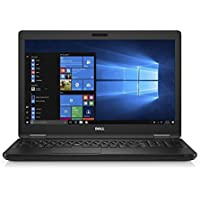 Dell Latitude 5580 Business Laptop | 15.6 Full FHD | Intel Core i5-6200U | 8GB DDR4 | 256GB SSD | Win 10 Pro (Certified Refurbished)