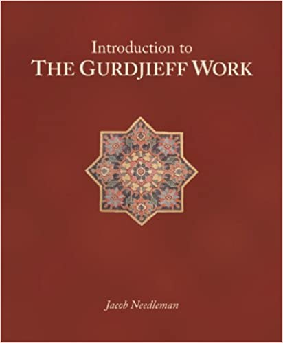 Book Introduction to the Gurdjieff Work