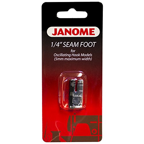 janome 1 4 inch foot - 3