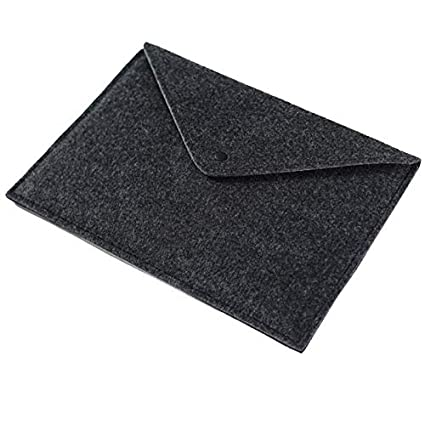 A4 Chemical Felt Folder Durable Briefcase Student Study And School Office Stationery Office & School Supplies