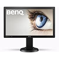 BenQ BL2405HT 24, LED, DVI-D, HDMI, Speakers, 16:9, TN, Full-HD (1920 x 1080), 5ms, Black, 1000:1, D-Sub, Vesa, Pivot,
