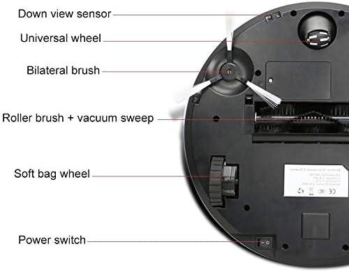 Zhouzl Maison Intelligente FD-3RSW (IIC) CS 1000Pa Robot Intelligent Nettoyeur Aspirateur Domestique Maison Intelligente