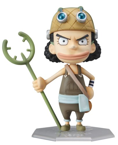 One Piece: Excellent Model Portrait of Pirates Theater Straw 2nd Usopp PVC Figure 1/8 Scale