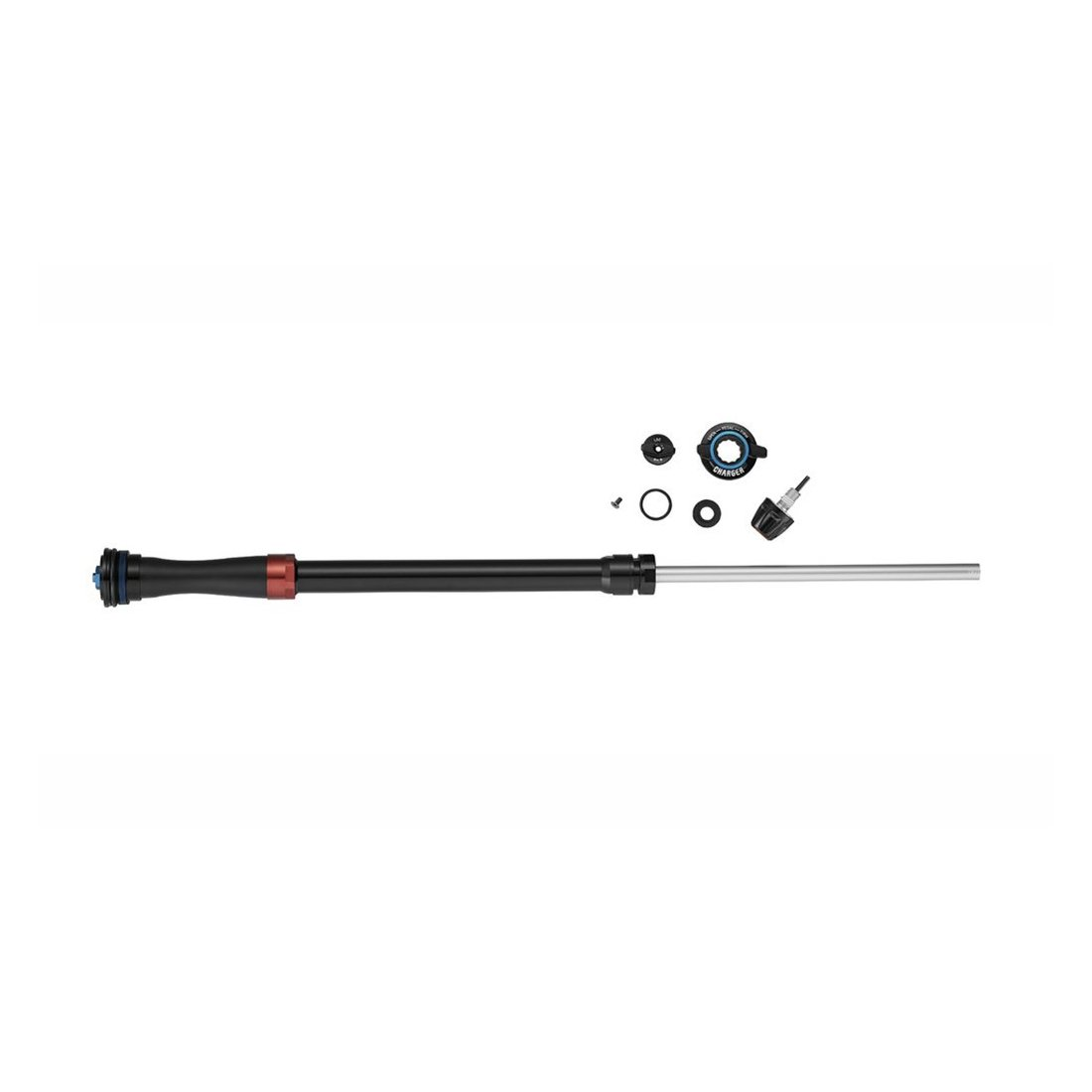 RockShox Damper Upgrade Kit, Charger2 RCT, Remote Adjust, Complete Right Side Internals, Pike 15X100 26''