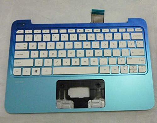 EJTONG New for HP Pavilion x360 11-n 11-n012dx 11-n038ca 11-n083sa 11-n015tu 11-n012dx 11-n038ca 11-n083sa us Keyboard palmrest