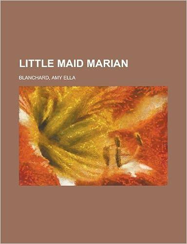 Book Little Maid Marian