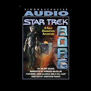 Star Trek: Borg (Adapted) Hörbuch