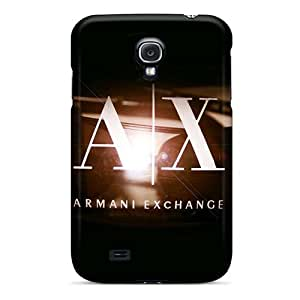 linfenglinEaJ4540gYoc Snap On Case Cover Skin For Galaxy S4(armani Exchange)