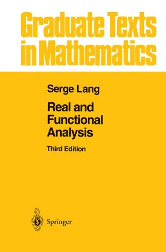 Real+Functional Analysis