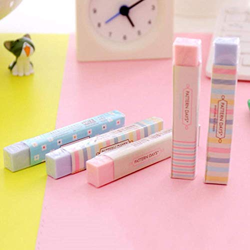 Top Pen Style Erasers