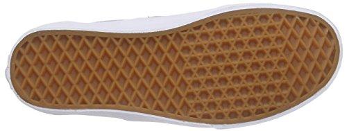 Vans - Classic Slip-on, Zapatillas Unisex adulto, Azul (patent Leopard/copper), 35 EU Azul (patent Leopard/copper)