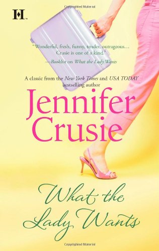 book cover of What the Lady Wants