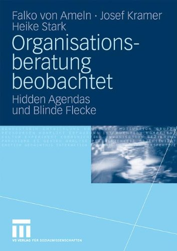 Organisationsberatung Beobachtet: Hidden Agendas und Blinde Flecke (German Edition)