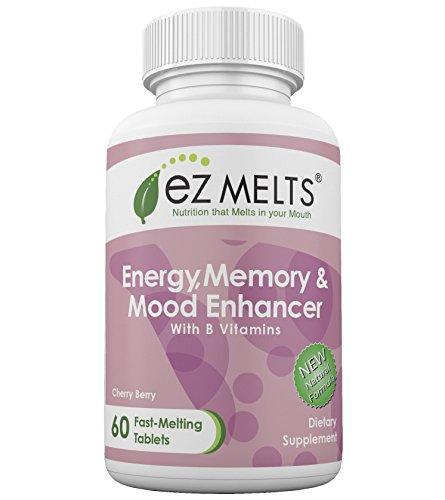 EZ Melts Enhancer Chewable Supplement product image