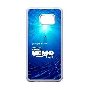 Generic for Samsung Galaxy S5 Edge Cell Phone Case White Finding Nemo Custom HLFDKFFKD2359