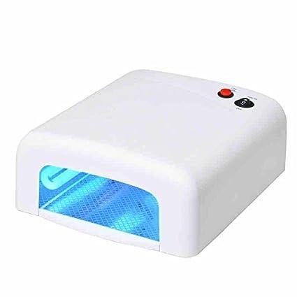 Lampara 36w Ultravioleta Uv Secador De Unas Para Manicura Gel
