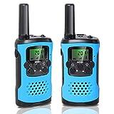 #4: Techip Walkie Talkies Kids, Walkie Talkies Two-Way Radios (Green)