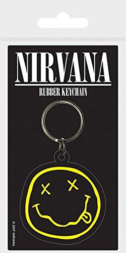 Amazon.com: 1 art1 Nirvana llavero llavero para ventiladores ...