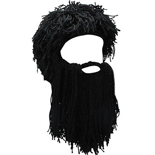 Gorro de L Lerben Hombre Black Punto para dC5qwxaq