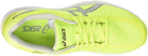 23 de Yellowmid Greywhite Safety Gel Amarillo Running Trainer Hombre para Zapatillas 0796 DS Asics 4pTtA