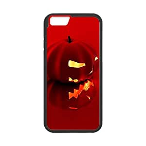 Happy Halloween distinctive pumpkin Case for Iphone 6