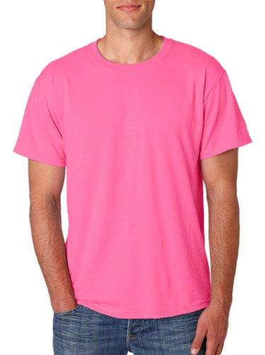 Shirt Blend Ash (Jerzees mens 5.6 oz. 50/50 Heavyweight Blend T-Shirt(29M)-ASH-XL)