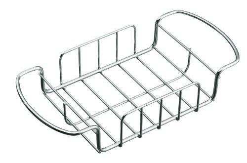 Kohler K-6632-ST Wire Basket, Stainless (Wire Stainless Steel Rinsing Basket)