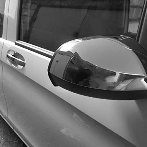 SODIAL Auto Styling T/üR R/üCk Spiegel Deck Blatt 2014-2018 f/ür Mercedes Vito W447 Zubeh?R