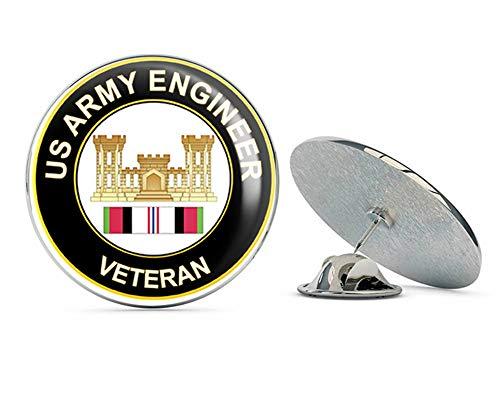 - Veteran Pins US Army Engineer Corps Afghanistan Metal 0.75