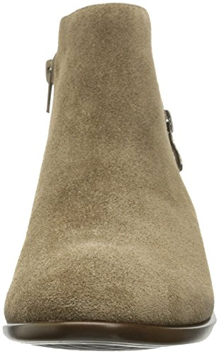 Aerosoles Womens Mitology Boot Mid Brown Suede