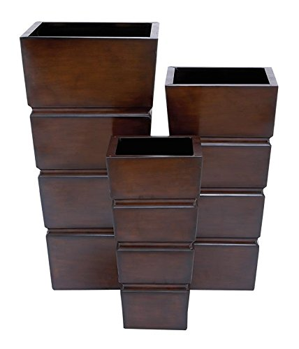 Deco 79 Metal Planter, 31 by 25 by 20-Inch by Deco 79