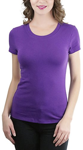 Royal Purple T-shirt - 1