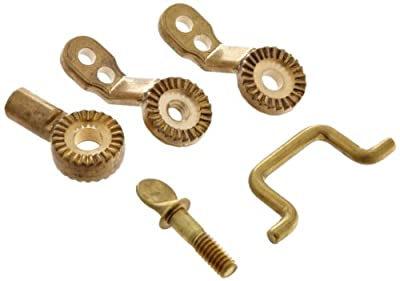 """Robert Manufacturing KB333 Bob 4 Piece Arm Kit for CASA Series RC810 3/8"""" to 3/4"""" Brass Float Valves from Control Devices"""