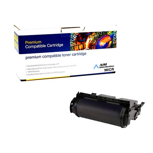 (AIM Compatible MICR Replacement for IBM InfoPrint 1130/1140 Toner Cartridge (30000 Page Yield) (28P2010) - Generic)