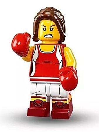 neu 71013 Serie 16 - - Kickboxerin LEGO® Minifiguren