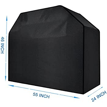 kenmore bbq. bibowa 55inch premium oxford natural gas grill covers heavy duty waterproof patio outdoor bbq cover black kenmore