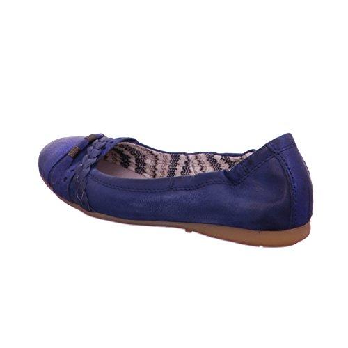 Mjus 670755-3 - Bailarinas para mujer - 6846/petrolio/blau