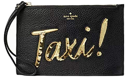 Kate Spade Taxi Wristlet...
