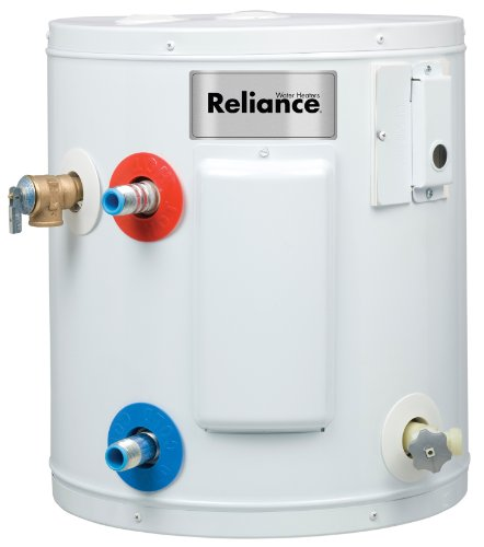 Reliance 6 6 SOMS K 6 Gallon Compact Electric Water Heater Hot Water Tank
