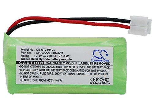 Battery for Uniden DCX400 DECT 3000 3080-2 6.0 DECT3080 D...