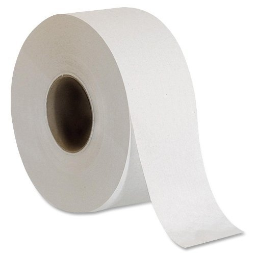 - Genuine Joe Jumbo Dispenser Roll Bath Tissue