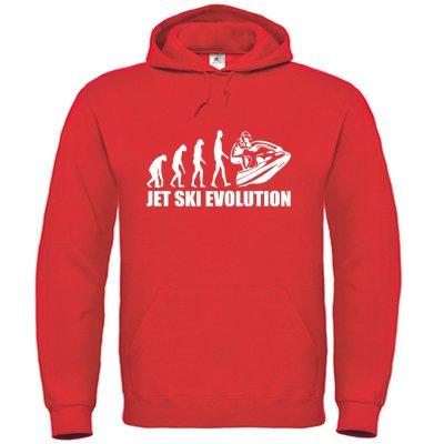 Evolution Jet Ski - Herren Hoodie Gr. S bis XXL Diverse Farben