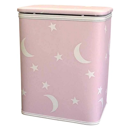 Housekeeping Furniture (Redmon For Kids Stars And Moons Hamper, Pink)