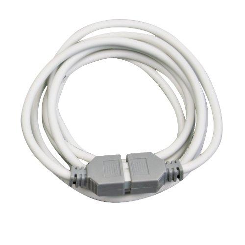 Kichler  12346WH Design Pro LED 8-Feet Power Supply Lead, White Finish