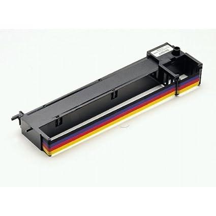 Epson Cartucho de color SIDM para LQ-300/300+II (C13S015077) cinta ...