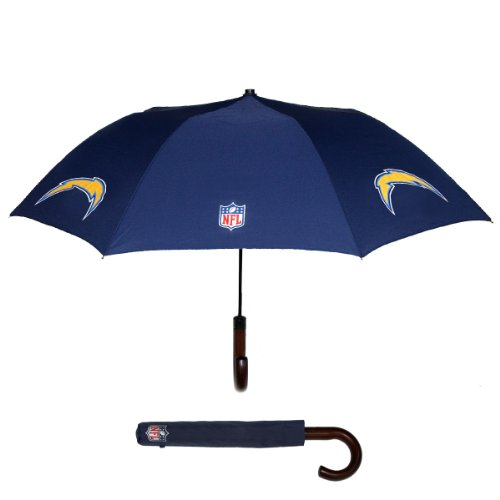 UPC 804371974157, NFL San Diego Chargers Woody Umbrella