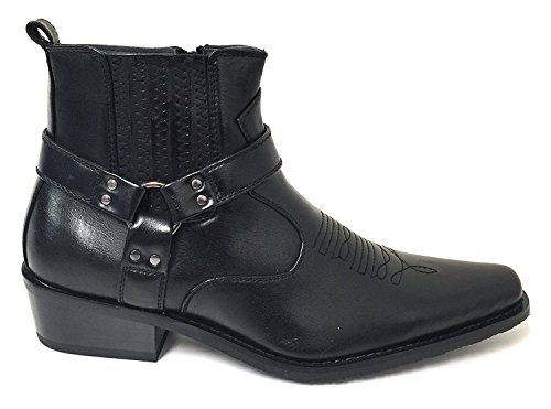 Pictures of Alberto Fellini W1TCJ Men's Cowboy Boots 2